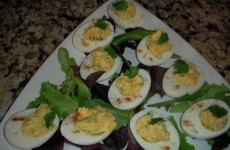 Thai Curry Deviled Eggs