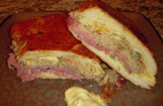 Kelly's Cuban Sandwich