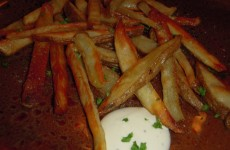 The Best Crispy Skinny French Fries