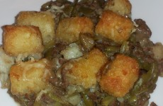 Tater Tot Hot Dish With an Asian Flare