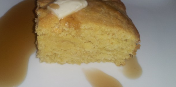 The Best Johnny Cake