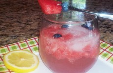 Vodka Watermelon Fizz