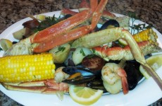 Corona Crab and Seafood Boil