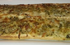 Pesto Cheese Baguette